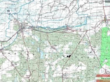 Działka Krzeszyce