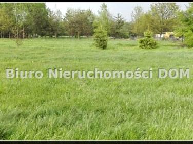 Działka siedliskowa Częstochowa