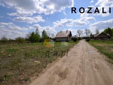 Działka budowlana Rozalin