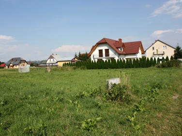 Działka budowlana Chełmiec
