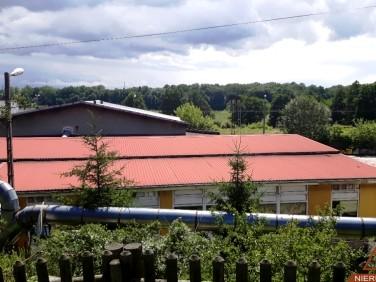 Działka przemysłowa Małdyty sprzedam