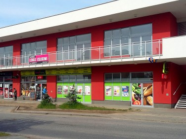 Osiedle przy Srebrnej - lokale usługowe
