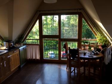 Mieszkanie apartamentowiec przy lesie