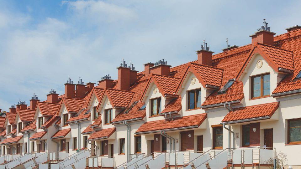 Cztery Pory Roku - domy