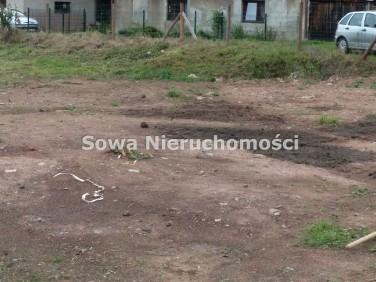 Działka budowlana Mieroszów