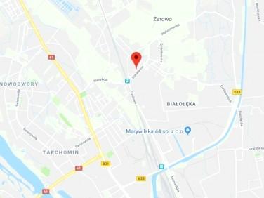 Pusta działka Warszawa