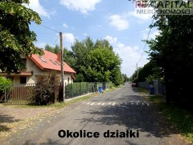 Działka budowlana Blizne Jasińskiego