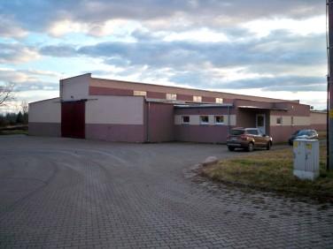 Budynek użytkowy Oława