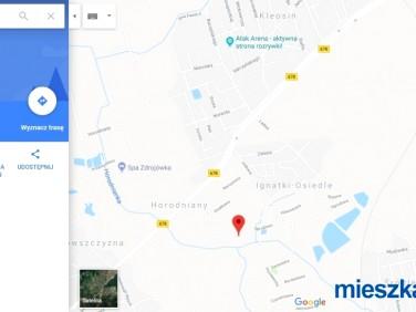 Działka budowlana Ignatki-Osiedle