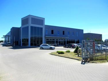 Budynek użytkowy Suchy Las