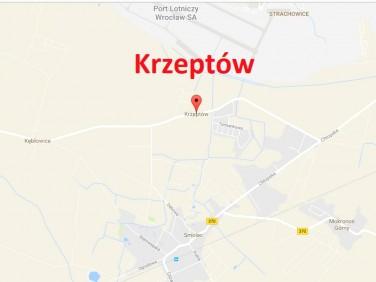 Działka budowlana Krzeptów