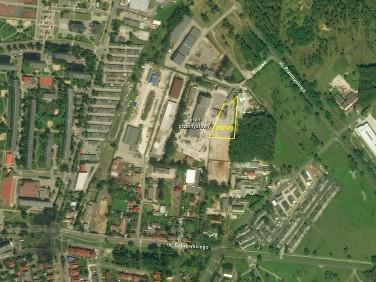 Działka przemysłowa Polkowice