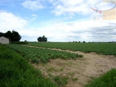 Działka rolna Milęcin
