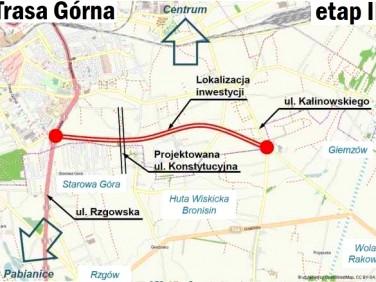Działka inwestycyjna Łódź sprzedam