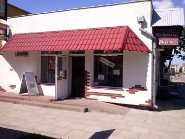 Budynek użytkowy Pasłęk