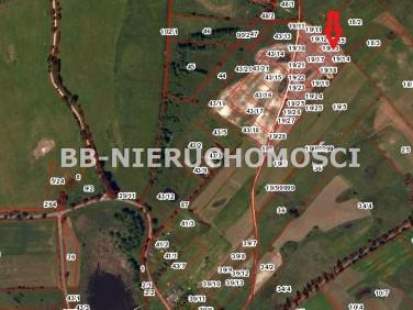 Działka budowlano-rolna Witowo