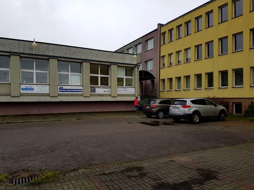 Budynek użytkowy Pruszcz Gdański