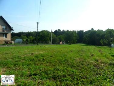 Działka budowlano-rolna Woliczka