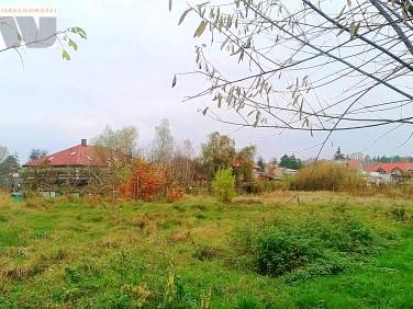 Działka budowlana Laski