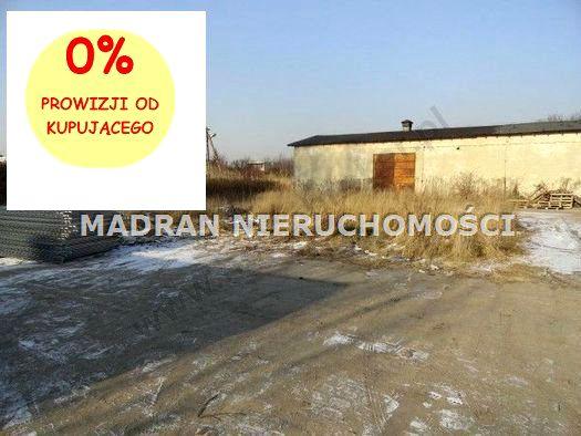 Działka przemysłowa Ksawerów
