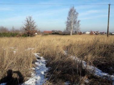 Działka rolna Prusice