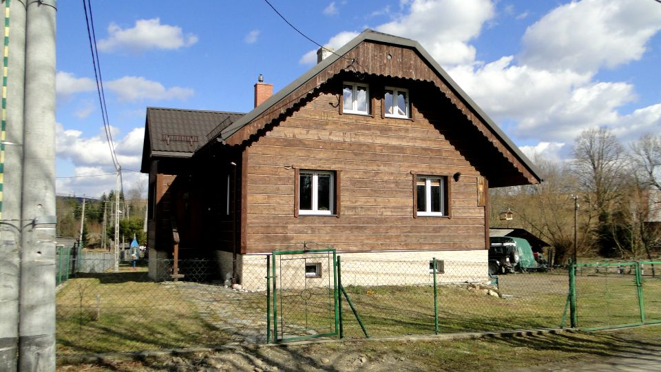 Dom Jaśliska