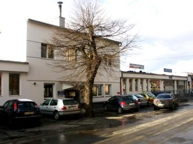 Budynek użytkowy LIMANOWA