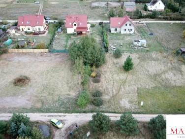 Działka budowlano-rolna Łęgi
