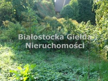 Działka inwestycyjna Białystok