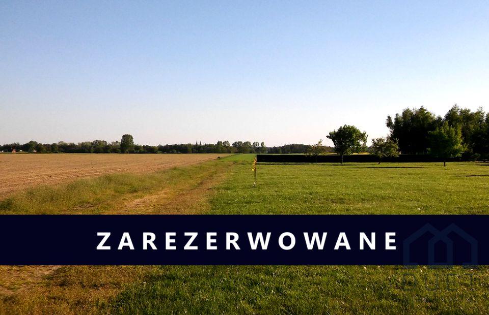 Działka budowlana Kościan
