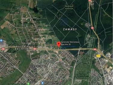 Działka przemysłowa Białystok