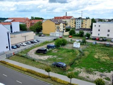 Działka inwestycyjna Włocławek