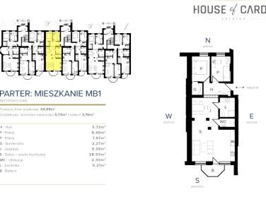 Mieszkanie Głogów Małopolski
