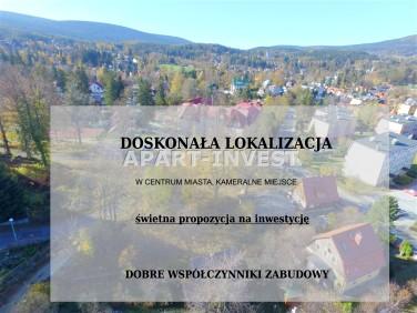 Działka budowlana Szklarska Poręba sprzedam