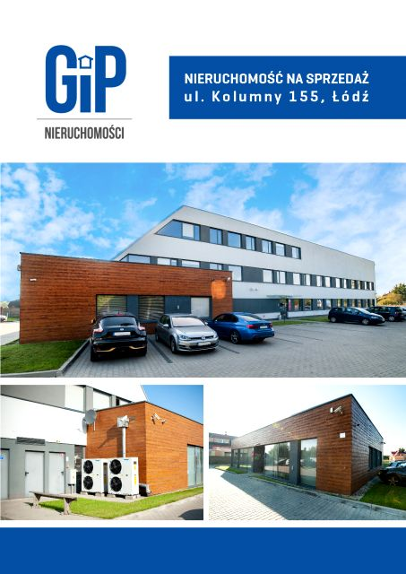 Budynek użytkowy Łódź