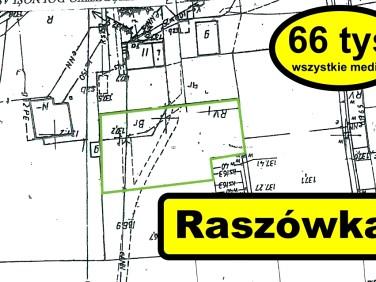 Działka Raszówka