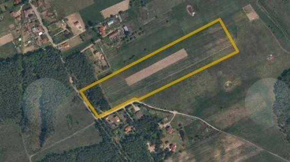 Działka rolna Ełk