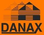 Biuro Nieruchomości DANAX rok zał. 1993