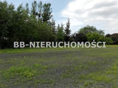 Ogrodzona działka Olsztyn