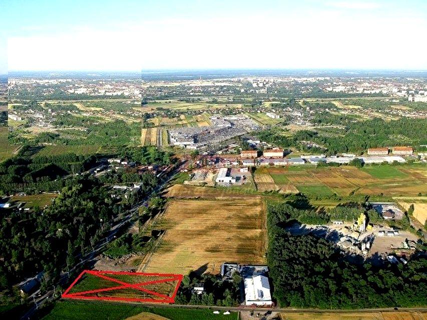 Działka Opole