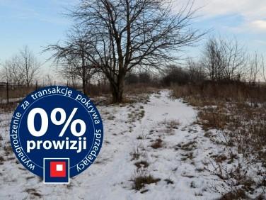 Działka budowlana Mokrzeszów sprzedam