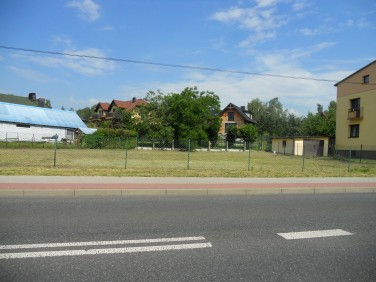 Działka budowlana Lędziny