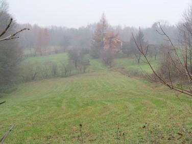 Działka budowlano-rolna Zamarski