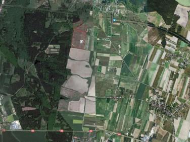 Działka rolna Mrozów