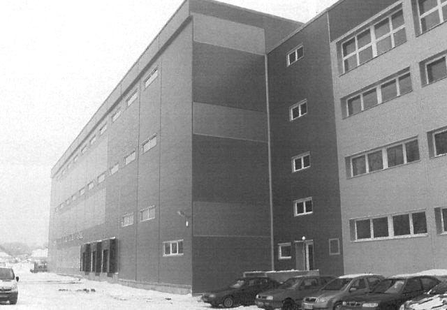 Budynek użytkowy Zgierz
