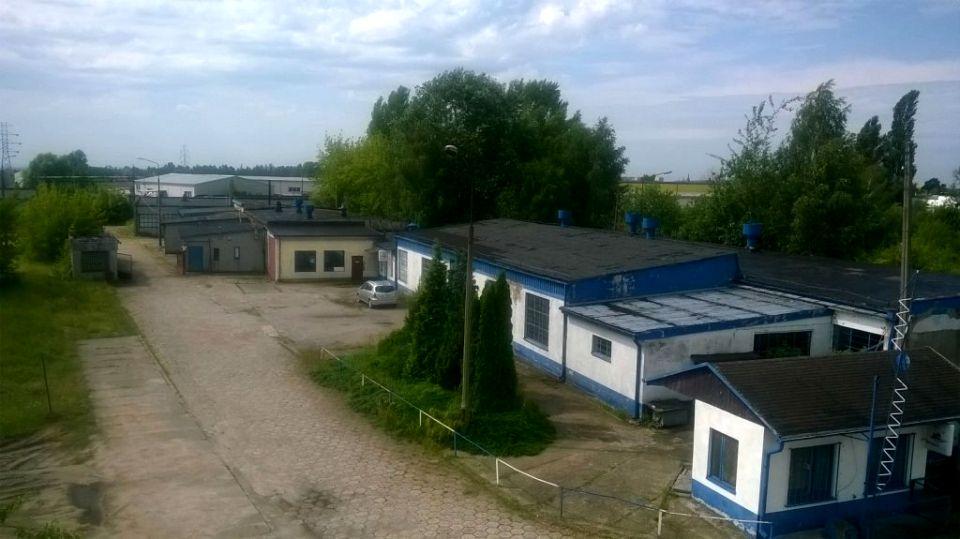 Działka przemysłowa Łódź