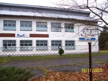 Budynek użytkowy Przyborów
