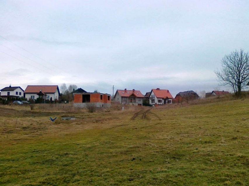 Działka budowlana Baranówko