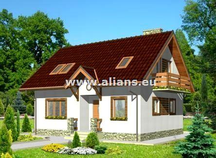 Dom Grzybno