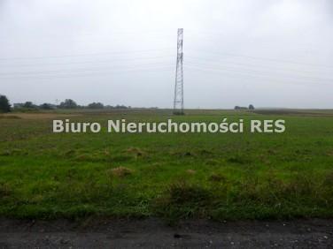 Działka rolna Bełk